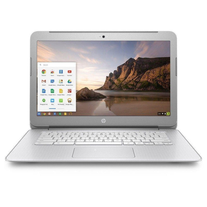 HP Chromebook 14 G1 Celeron 2955U 1.4 GHz - SSD 16 GB - 4 GB Laptops - DailySale