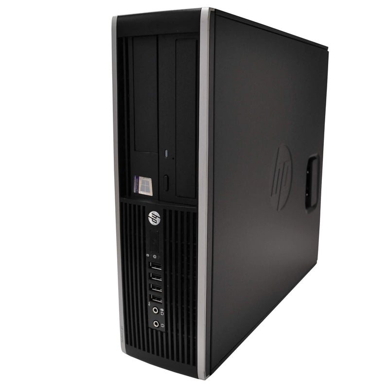 "HP Compaq 6300 Desktop Computer PC 3.20 GHz Intel i5 Quad Core Gen 3 with 24"" FlatScreen Monitor Desktops - DailySale"
