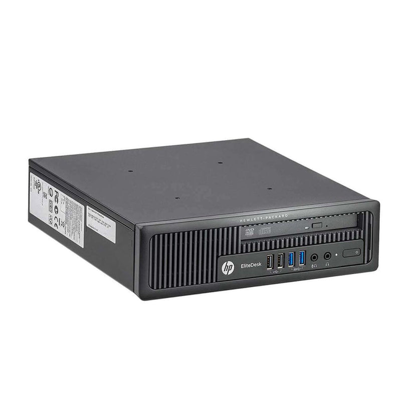 HP EliteDesk 800G1 Ultra Small Form Factor Computer PC Desktops - DailySale