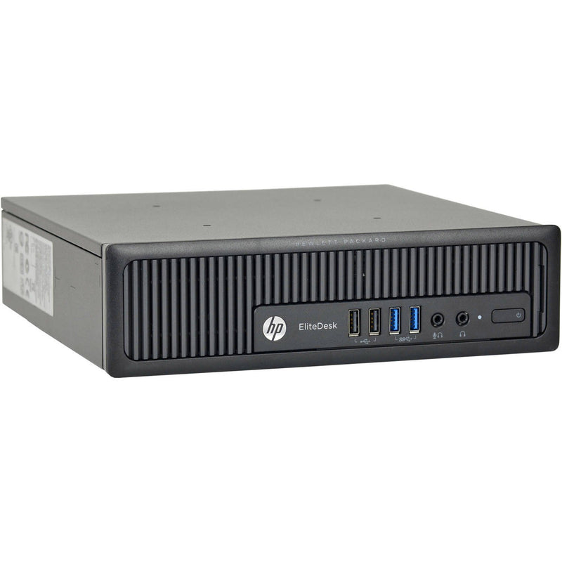 HP EliteDesk 800G1 Ultra Small Form Factor Computer PC Tablets & Computers - DailySale