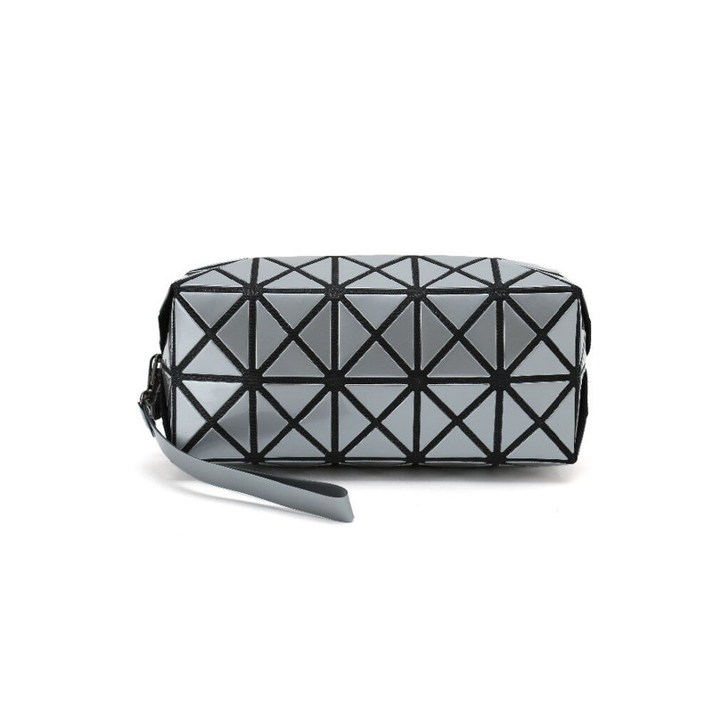 Diamond Design Cosmetic Travel Bag - Assorted Colors - DailySale, Inc
