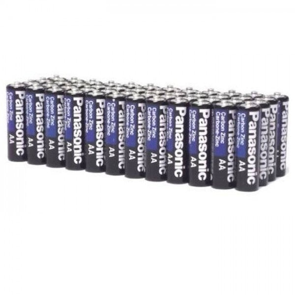 Panasonic AA or AAA Batteries - Assorted Pack Sizes - DailySale, Inc