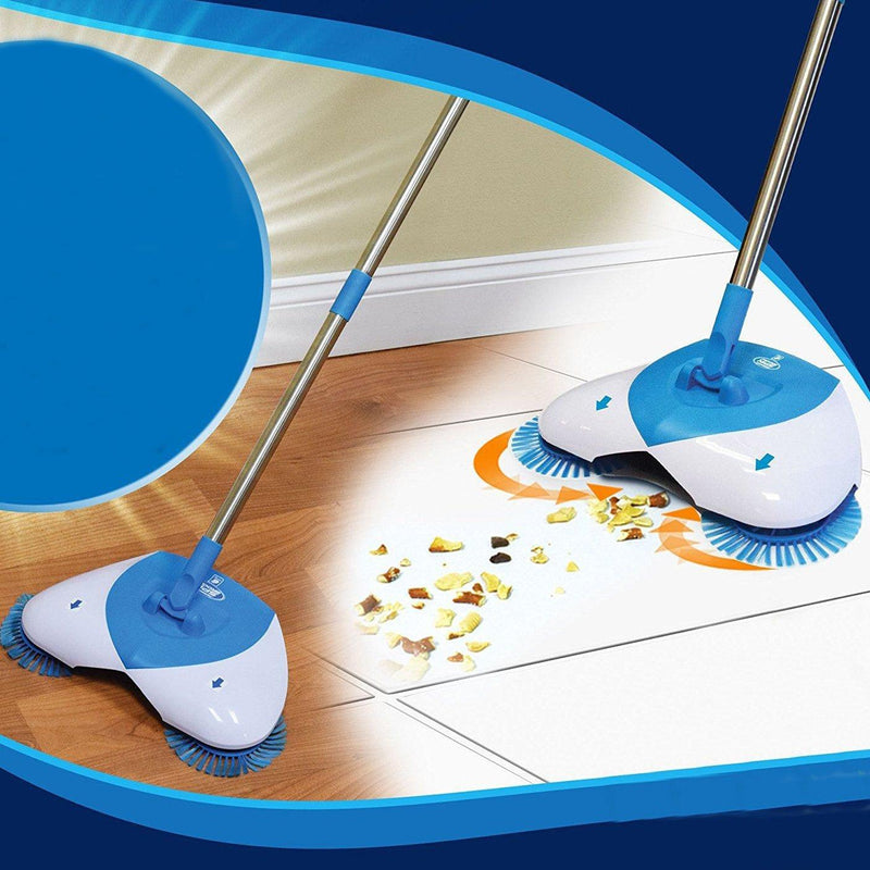 Hurricane Spin Broom Household Appliances - DailySale