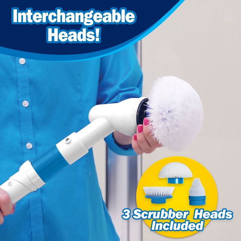 Hurricane Spin Scrubber | Buy Spin Scrubbers That Actually Work