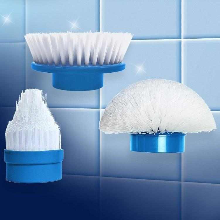 Hurricane Spin Scrubber Replacement Heads Home Essentials - DailySale