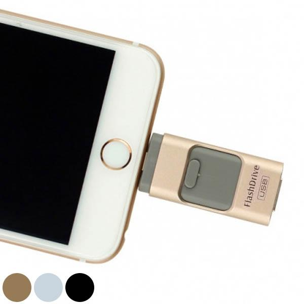 iFlash USB Drive for iPhone, iPad & Android - Assorted Colors and Sizes Phones & Accessories - DailySale