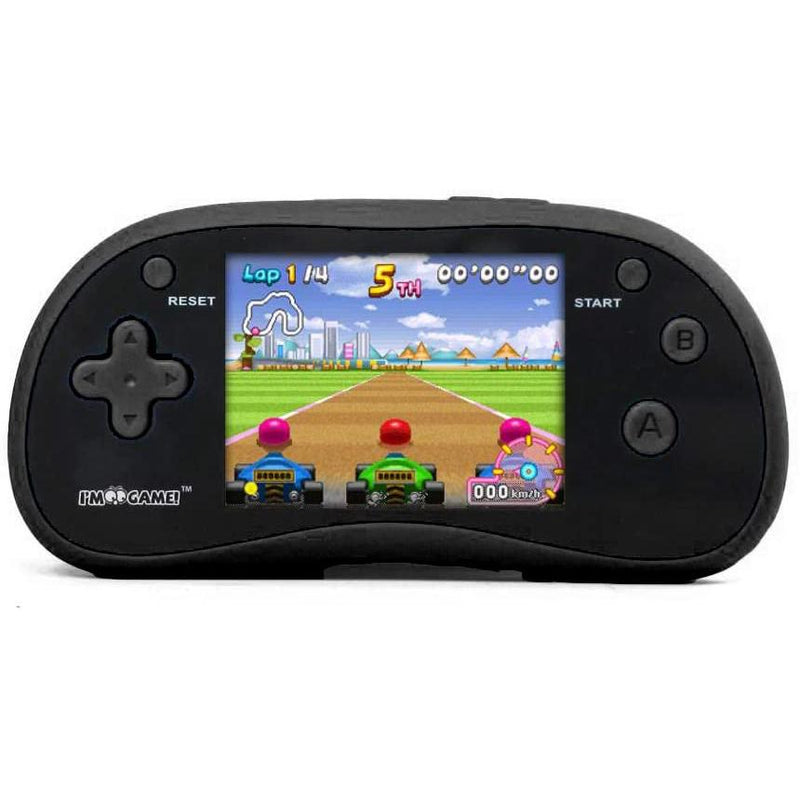 IM-Game Handheld Game Console Video Games & Consoles Black - DailySale