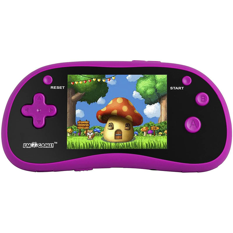 IM-Game Handheld Game Console Video Games & Consoles Pink - DailySale