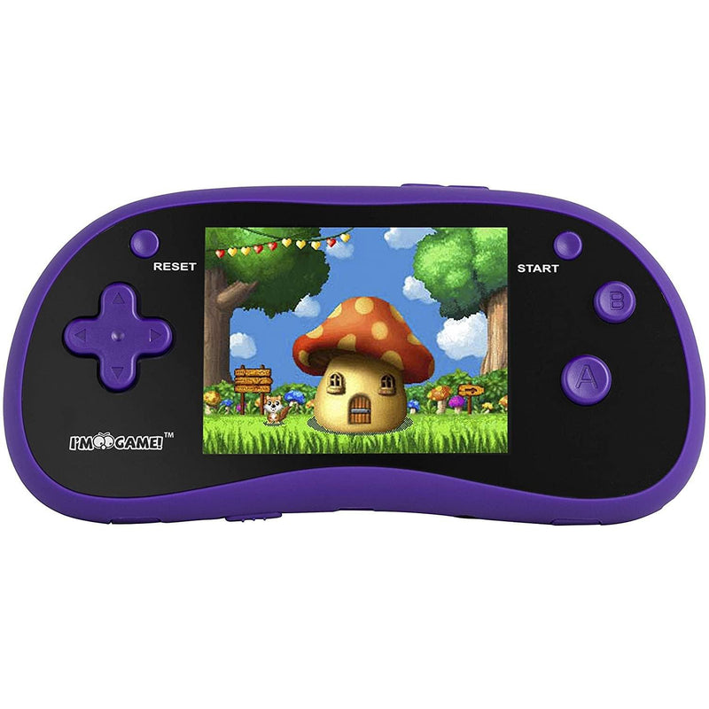 IM-Game Handheld Game Console Video Games & Consoles Purple - DailySale