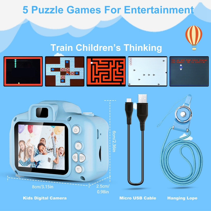 iMountek Kids Digital Camera Cameras & Drones - DailySale