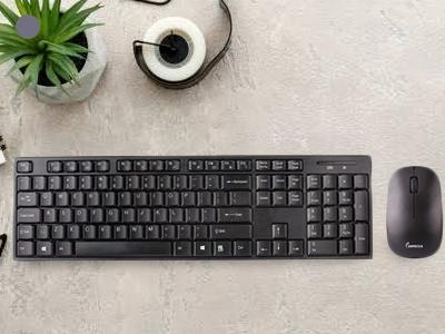 Impecca Wireless Keyboard and Mouse Combo Tablets & Computers - DailySale