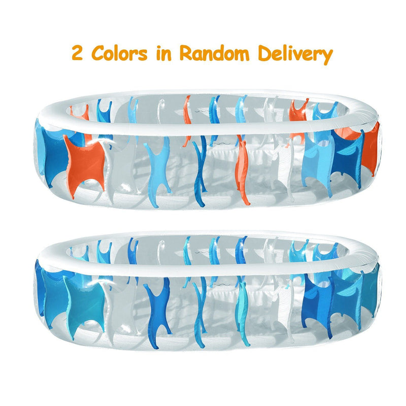 "Inflatable Swimming Pool - 90×60×20"" Sports & Outdoors - DailySale"