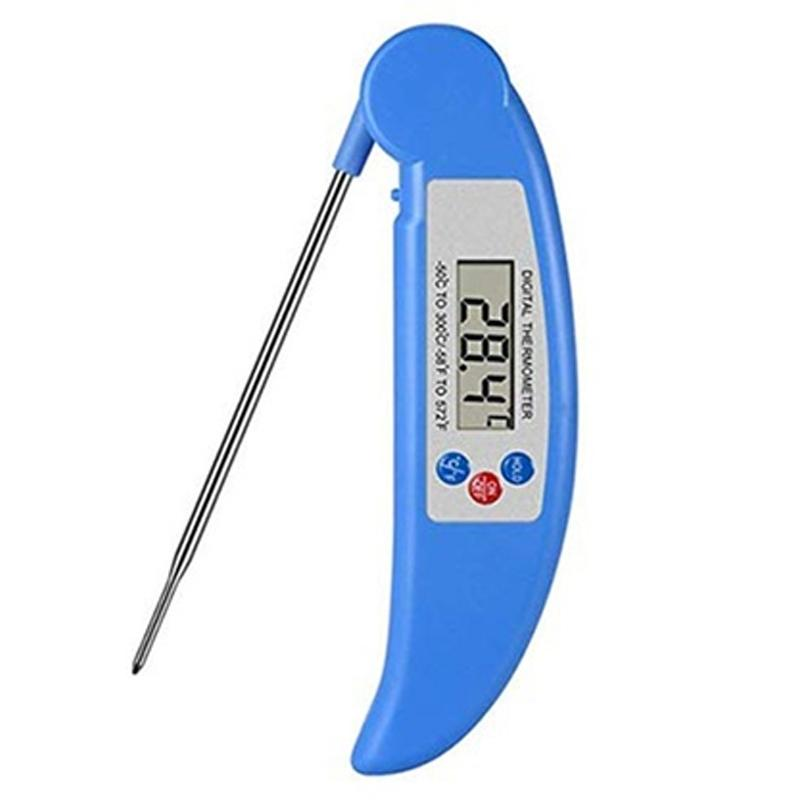 Instant Digital Meat Thermometer Probe for Grilling and Cooking Kitchen Essentials - DailySale