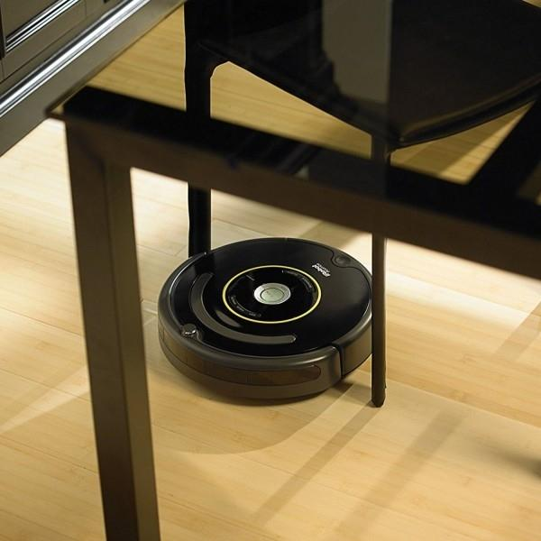 iRobot Roomba 650/655 Vacuum Cleaning Robot Gadgets & Accessories - DailySale