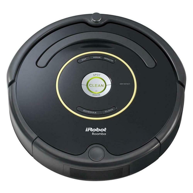 iRobot Roomba 650/655 Vacuum Cleaning Robot Gadgets & Accessories Roomba 650 - DailySale