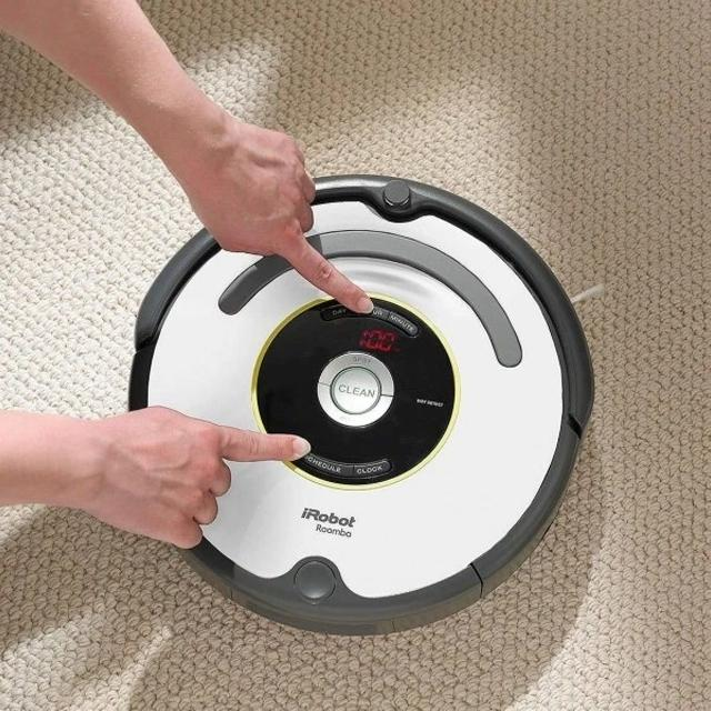 iRobot Roomba 655 Vacuum Cleaning Robot Household Appliances - DailySale
