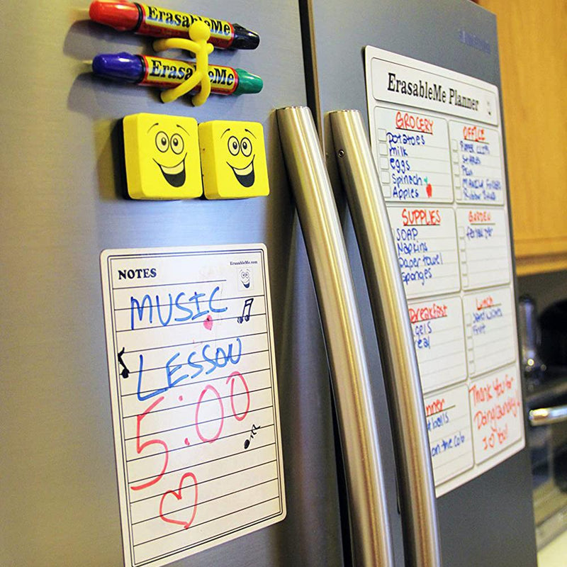 ItemMax Magnetic Dry Erase Calendar for Refrigerator Everything Else - DailySale