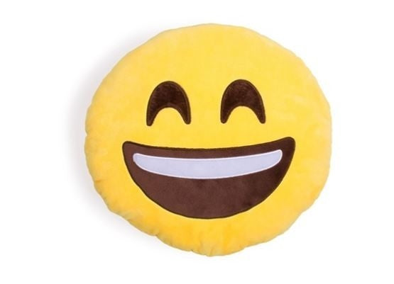 Emoticon Plush Decorative Pillows - Assorted Styles - DailySale, Inc