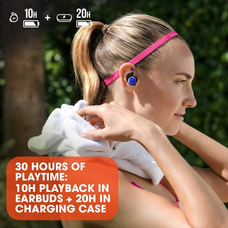 JBL Reflect Flow- True Wireless Earbuds Headphones - DailySale