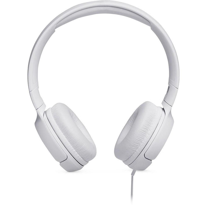 JBL TUNE 500 Wired On-Ear Headphones