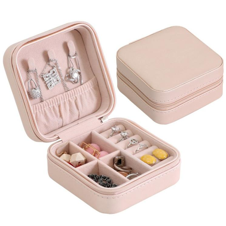 Jewelry Organizer Box Closet & Storage Blush - DailySale