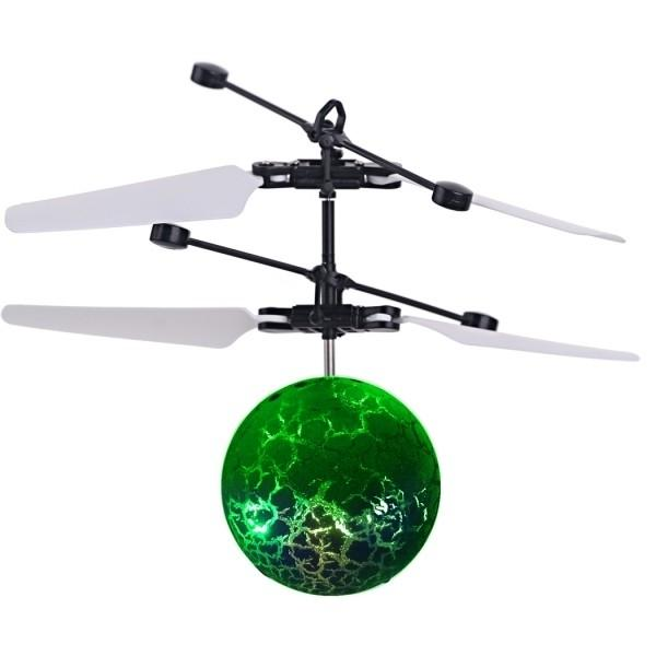 Kelvek Flying Ball - Assorted Colors Toys & Games Green - DailySale