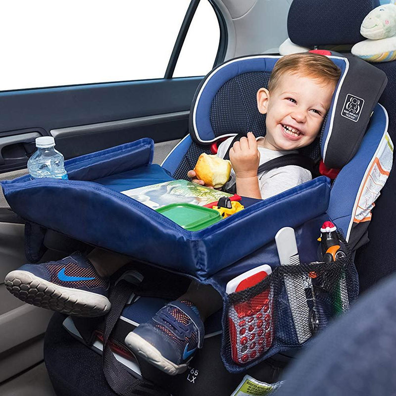 Kids Car Seat Activity Play Tray Auto Accessories - DailySale