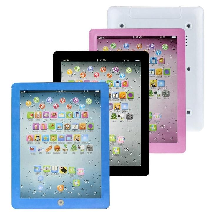 Kids First Educational Learning Touch Screen Tablet - Assorted Colors Toys & Games - DailySale