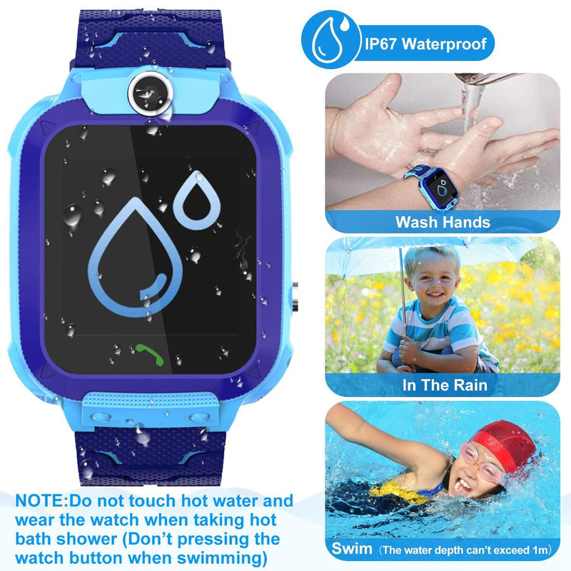 Kid's Smartwatch GPS Tracker Smart Watches - DailySale