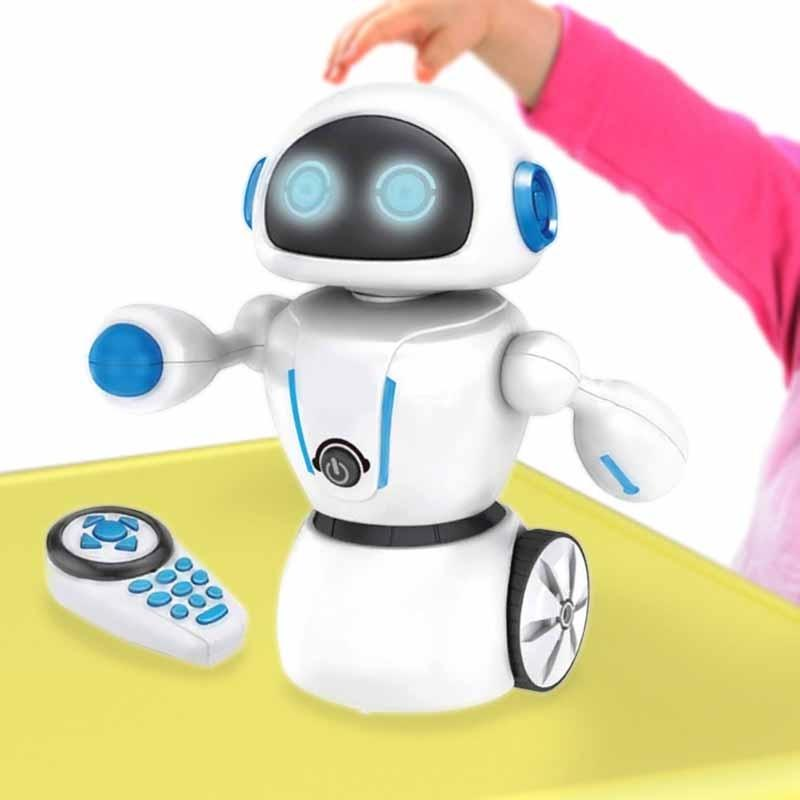 Kids Tech Interactive Maze Master Robot With Remote Control And Path-Drawing Pen Toys & Games - DailySale