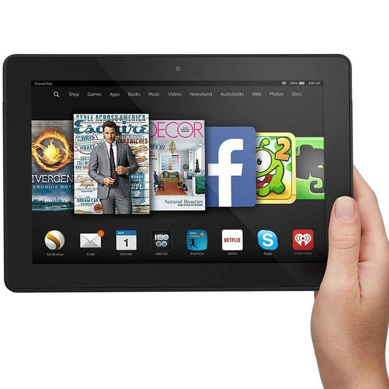 Kindle Fire HDX 8.9-Inch 3rd Generation Tablet Tablets & Computers - DailySale