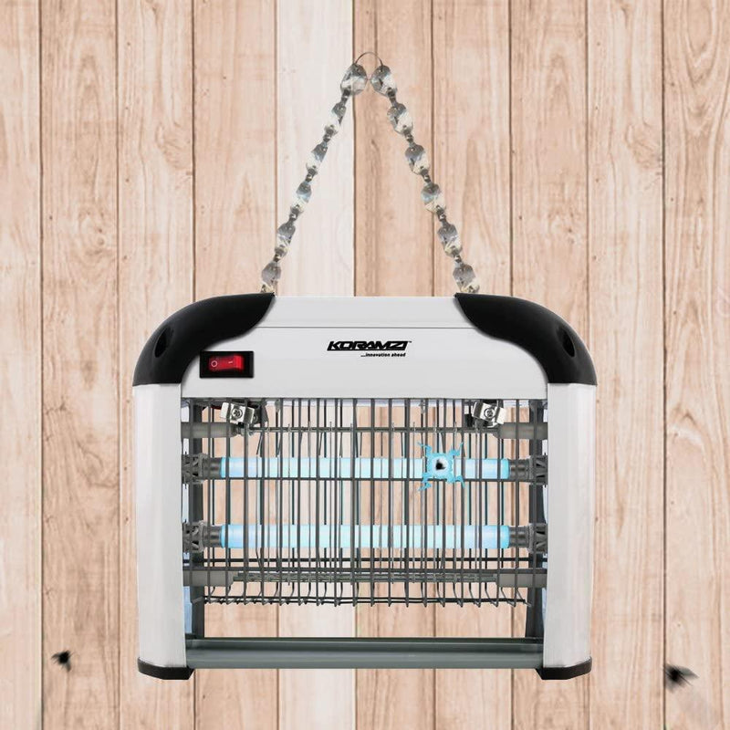 Koramzi Electronic Indoor Fly and Bug Zapper Insect Killer Home Essentials - DailySale