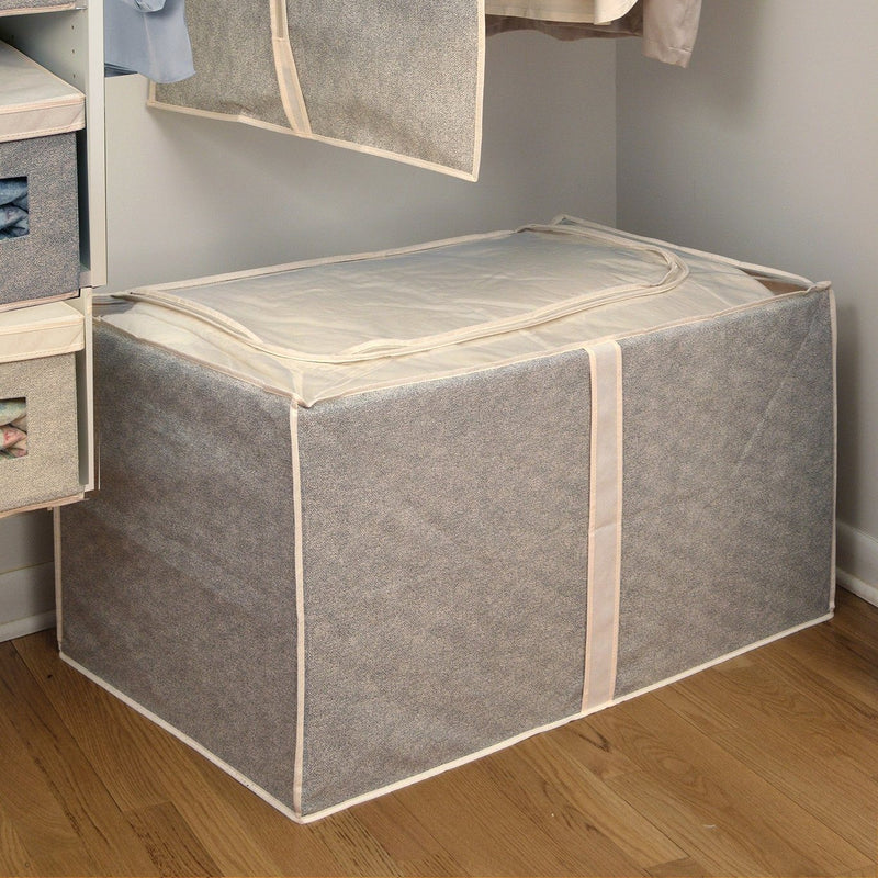 Large Under the bed Storage Bag Home Essentials - DailySale