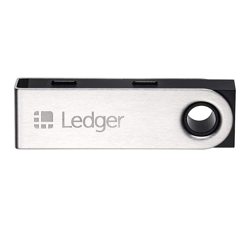 Ledger Nano S Cryptocurrency Hardware Wallet Gadgets & Accessories - DailySale