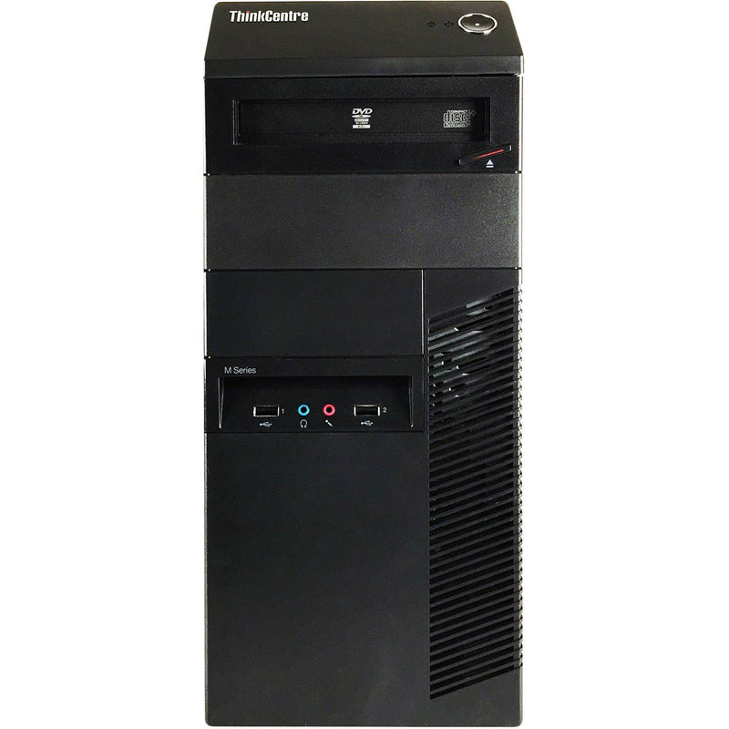 Lenovo ThinkCentre M92P Tower Computer PC Desktops - DailySale