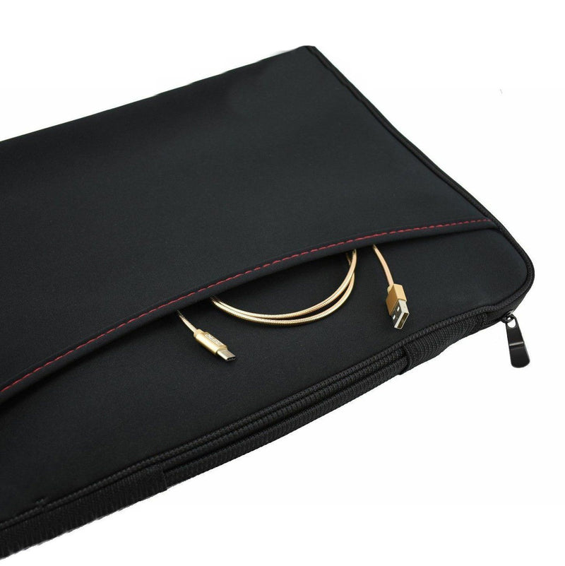 Logitech 16 Inch Notebook Laptop Sleeve Bag Pouch Handle Case Cover Gadgets & Accessories - DailySale