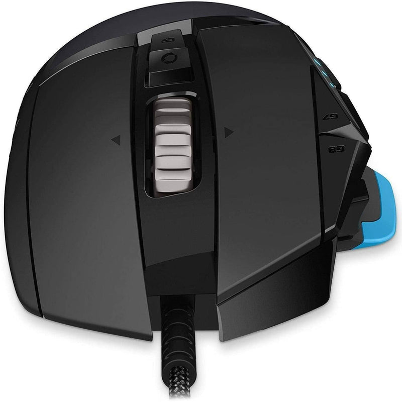 Logitech G502 Proteus Core Tunable Gaming Mouse Computer Accessories - DailySale