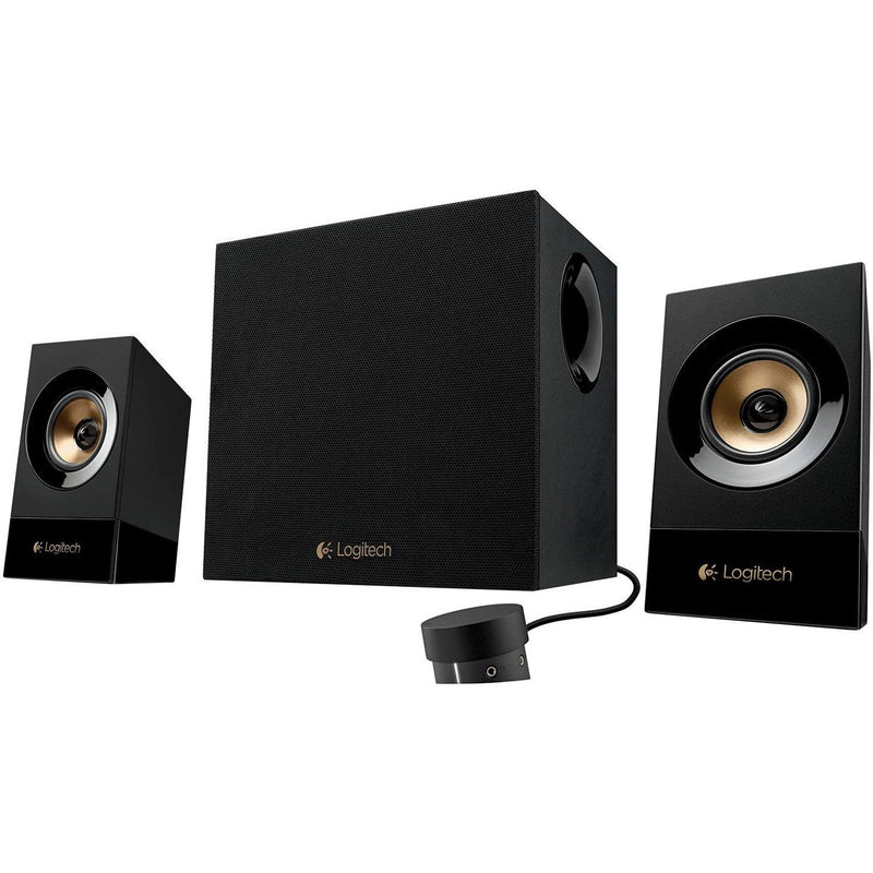 Logitech Z533 60 Watts Stereo Speakers and Subwoofer 2.1ch Speakers - DailySale