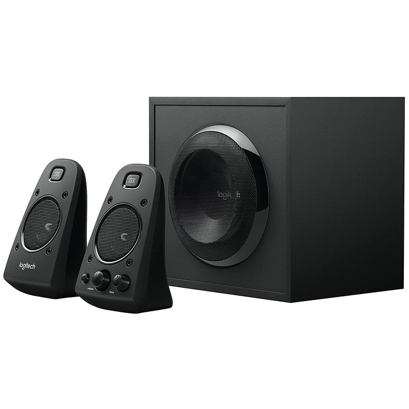 Logitech Z623 400 Watt Home Speaker System 2.1 Speaker System Speakers - DailySale