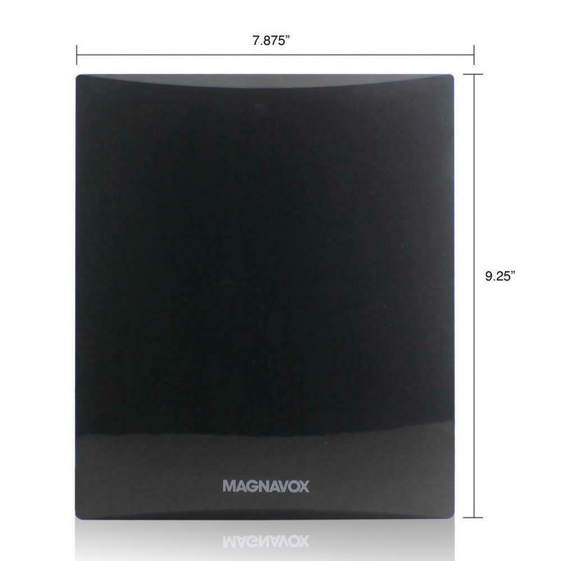 Magnavox HDTV Indoor Amplified Flat Antenna Gadgets & Accessories - DailySale