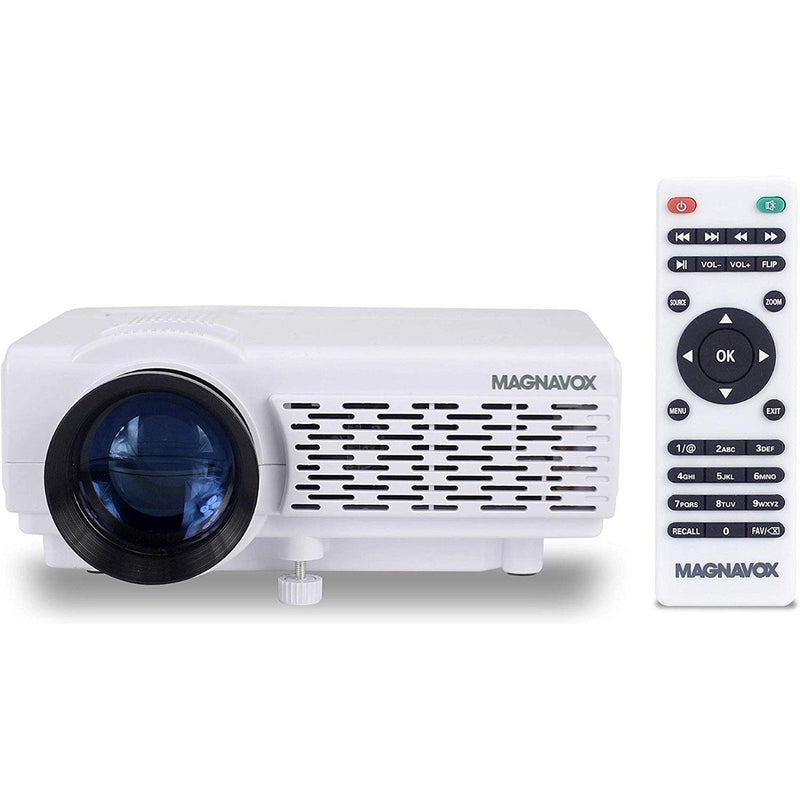 Magnavox MP601 Home Theater Projector with Bluetooth Gadgets & Accessories - DailySale