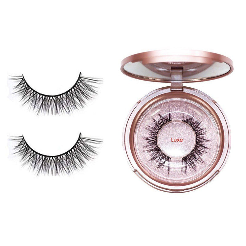 Magnetic Eyeliner with 3D Magnetic Eyelashes & Tweezers Kit Beauty & Personal Care Luxe - DailySale