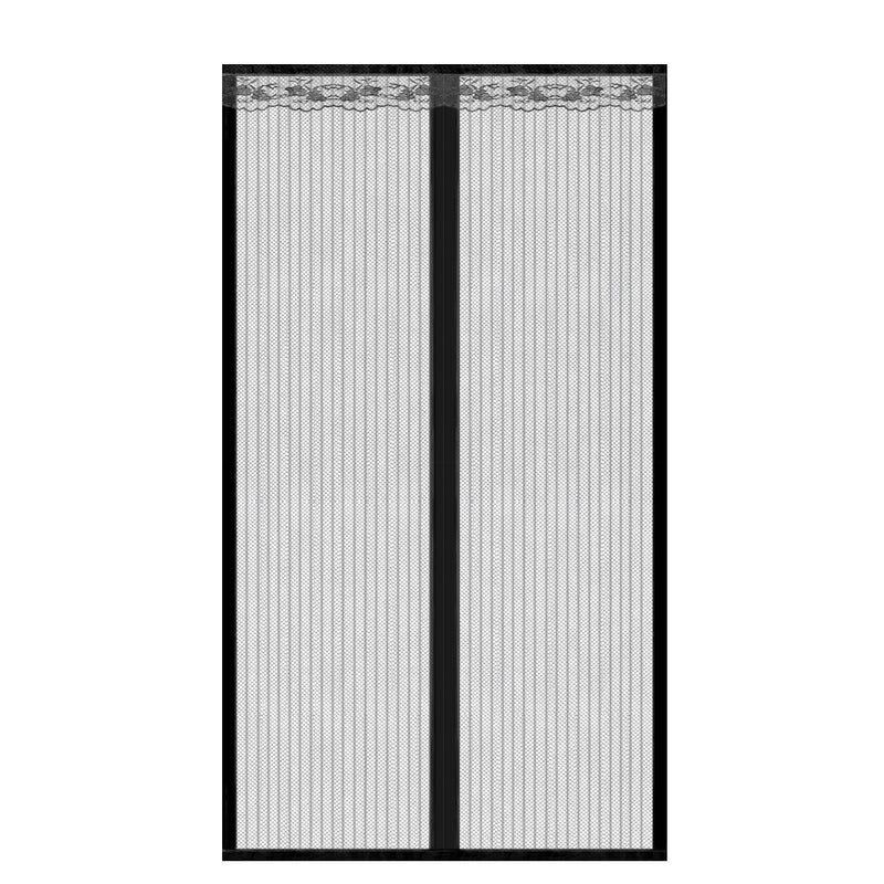 Magnetic Screen Door Hands-free Fly Mesh Door Curtain Pest Control - DailySale