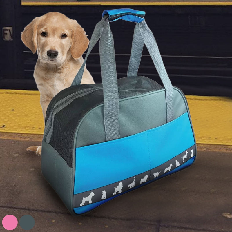 Byler Soft-Sided Airline Approved Pet Carrier - Assorted Colors - DailySale, Inc