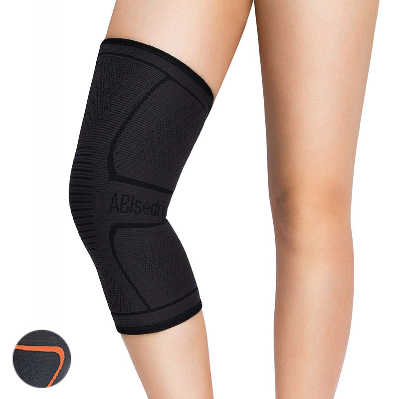 Compression Knee Sleeve - Assorted Colors and Sizes - DailySale, Inc