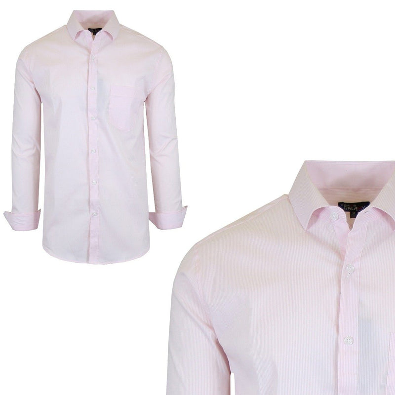 Men's Quick Dry Slim Fit Stretch Dress Shirts Men's Apparel XL No. 13 - DailySale