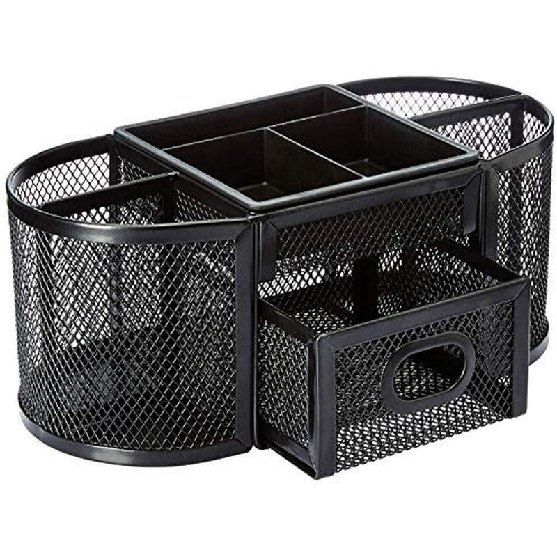 Mesh Desk Supplies Organizer Everything Else - DailySale