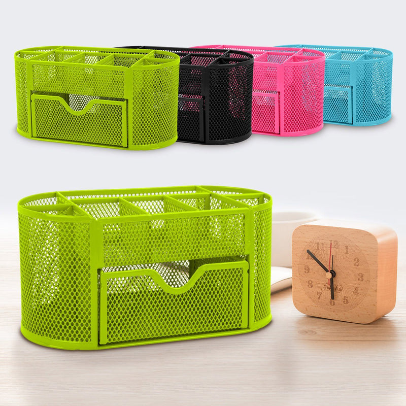 Metal Mesh Pencil Holder Everything Else - DailySale