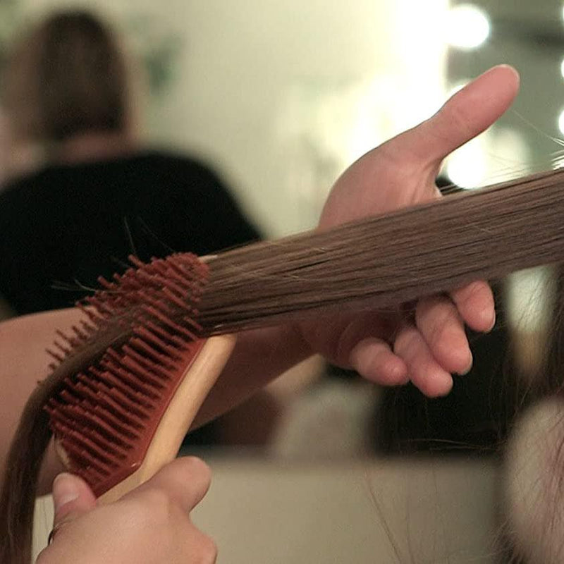 Michel Mercier Wood Crafted Detangling Hair Brush Beauty & Personal Care - DailySale