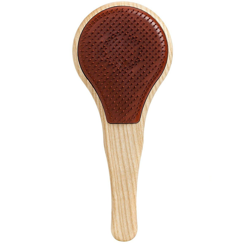 Michel Mercier Wood Crafted Detangling Hair Brush
